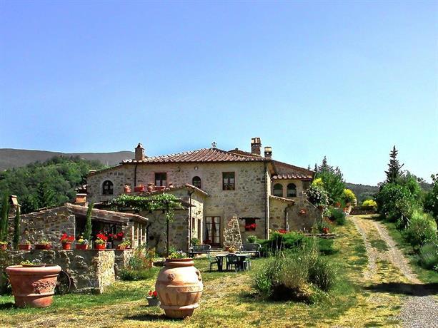 Villa Poggio Velluto Seggiano