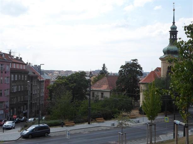 Tento & Tamten Apartments Prague
