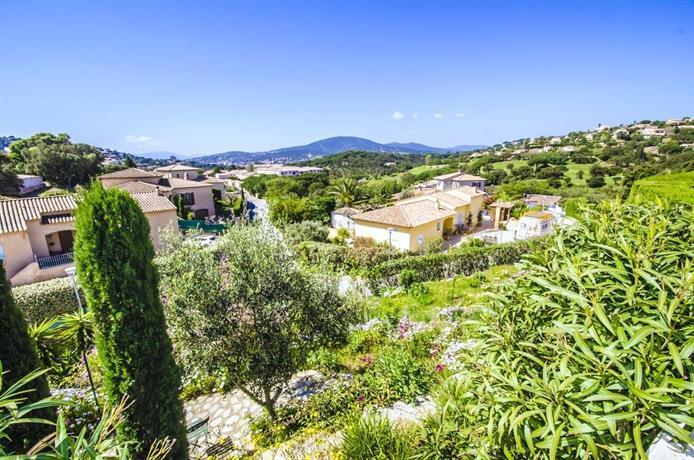 Villa Coupo Santo Sainte Maxime