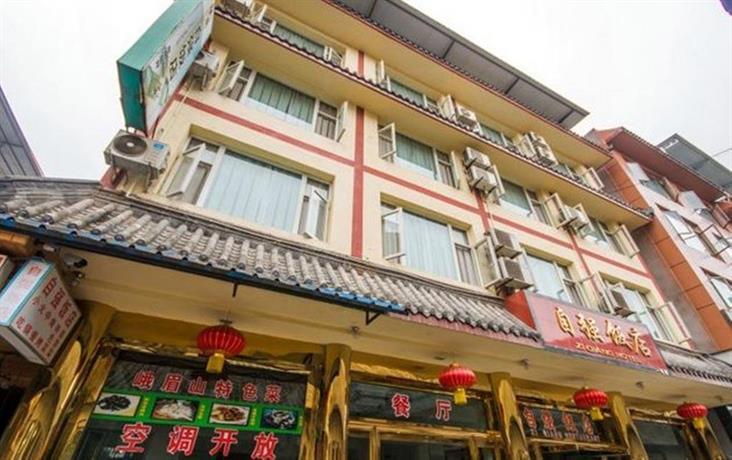 Emeishan Ziqiang Inn