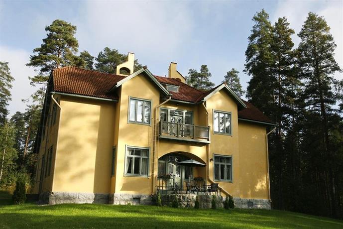 Villa Urhola Kruunupuisto