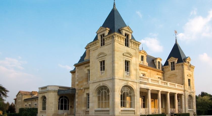 Chateau de Leognan