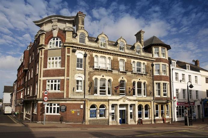The Crown Hotel Weymouth