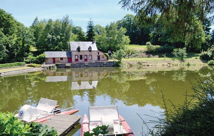 Holiday Home Moulin Des Chateaux