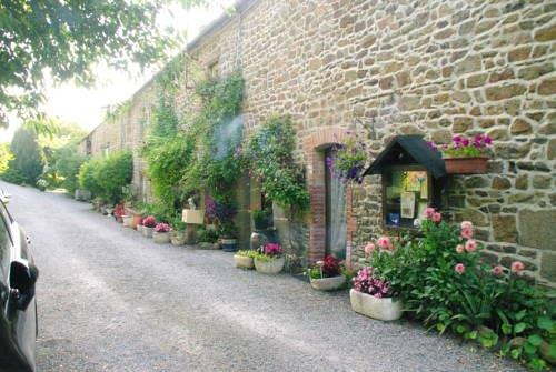 Gites et chambres d 39 hotes les fleurettes en baie du mont - Chambre d hote baie du mont saint michel ...