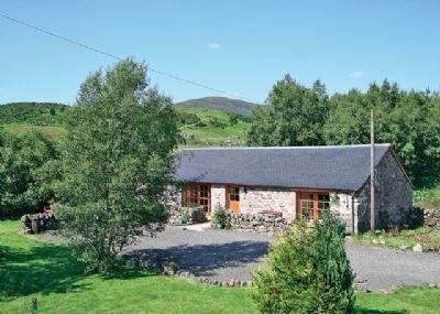 Rowan Tree Cottage Kirton of Glenisla