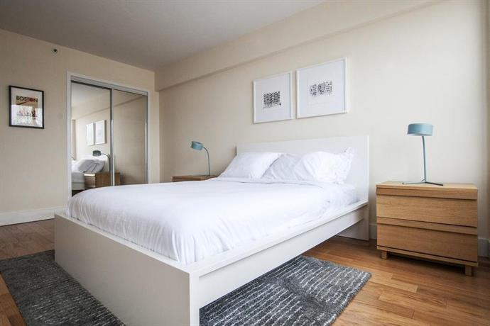 One-Bedroom on Beacon Street Apt 714