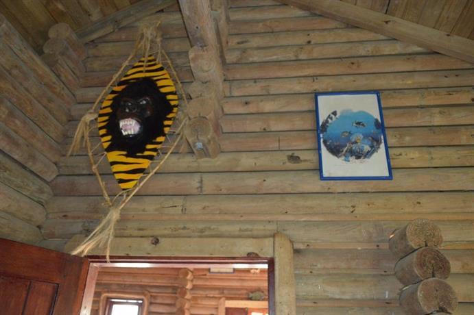 Cabana Robinson Crusoe Isla Palma