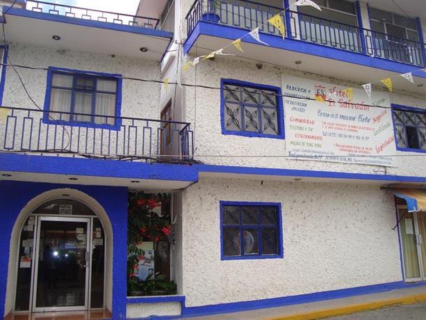 Hotel El Salvador Ixtapan de La Sal