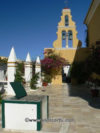 Maria Apartments Agios Georgios Pagon Corfu Island