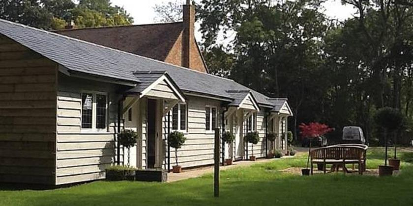 Garden Cottage Bed And Breakfast Holton