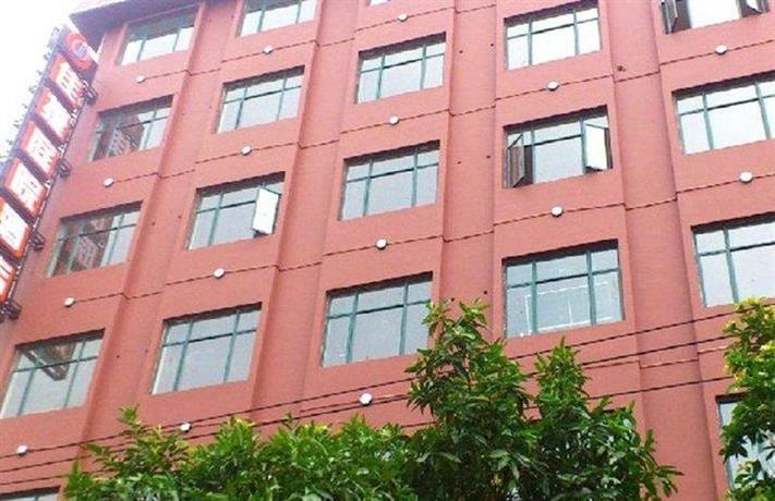 Jiajie Inn Haikou Yizhong Branch