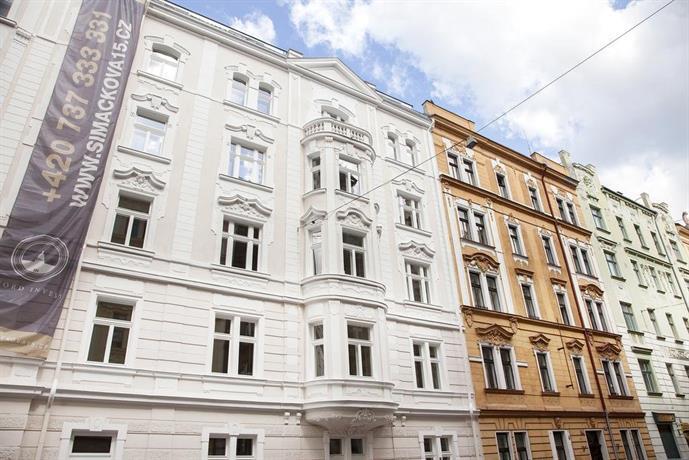Residence Simackova