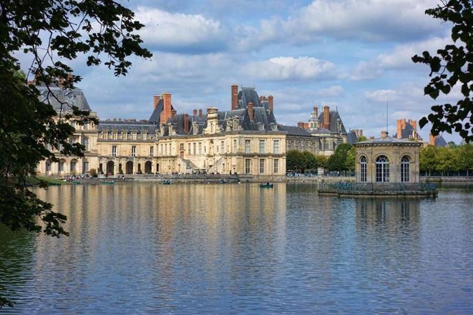 Appartement de charme Fontainebleau