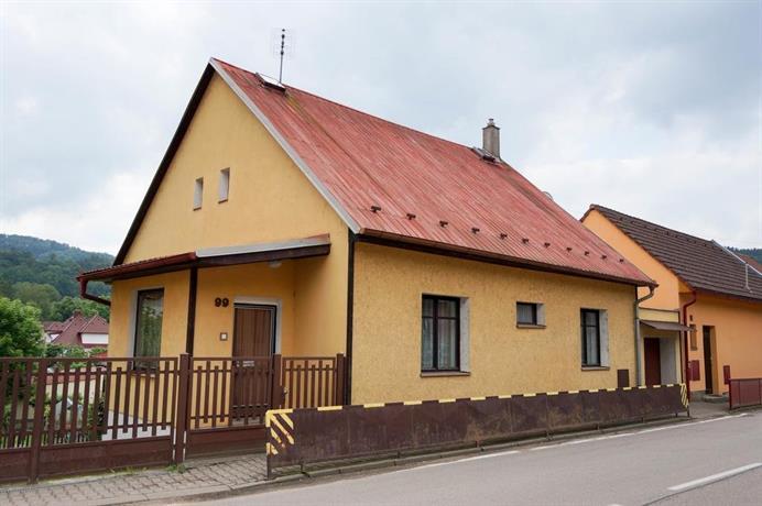 Holiday Home U Zabky