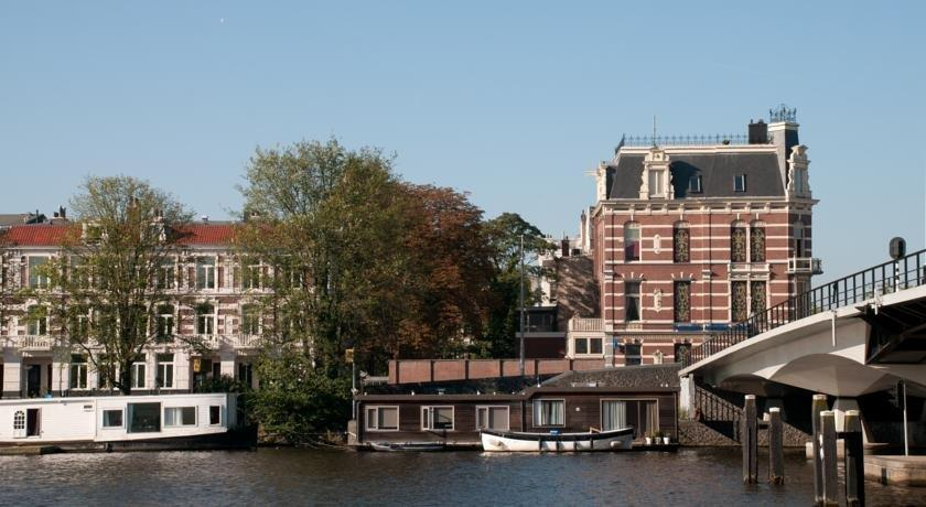B&B Houseboat Little Amstel