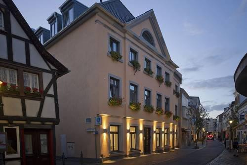 Gastehaus Drachenfels Hotel
