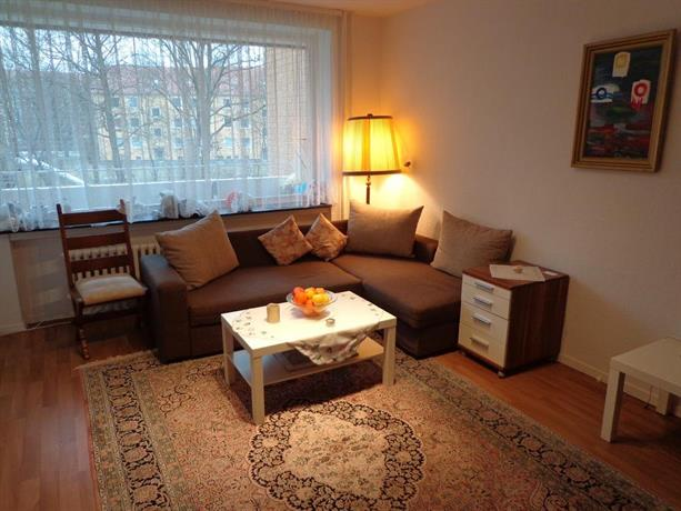 Apartment Nahe Messe - room agency