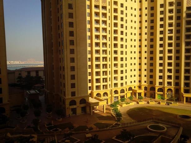 Jumeirah Beach Residence S2 - Four Bedroom Apartment