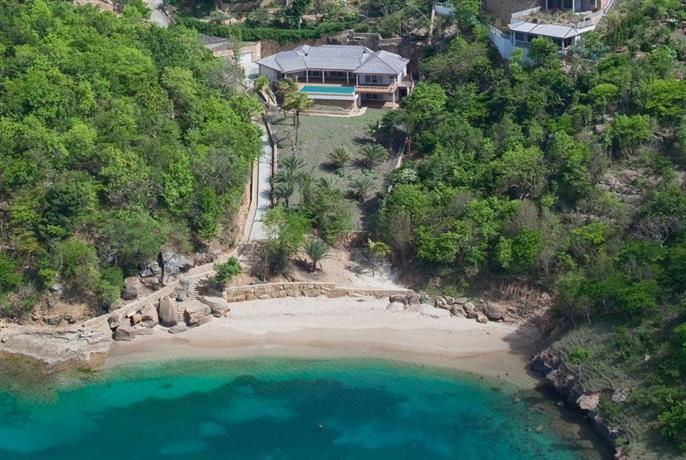 Villa On The Beach Five Islands Village