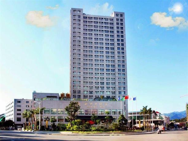 Landscape Hotel Longyan