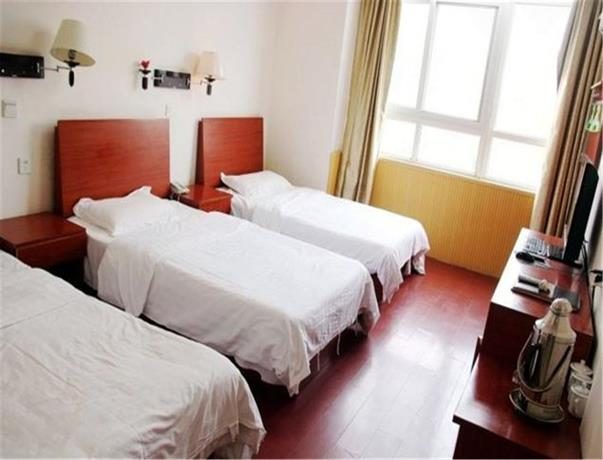 Hotels Near Qingdao Liuting International Airport