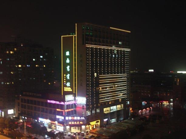 Yadingwan Hotel Wenling