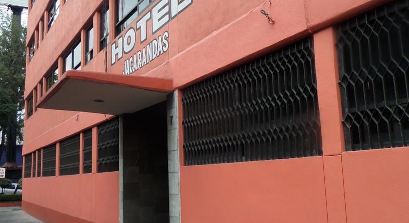 Hotel Jacarandas - Adults Only