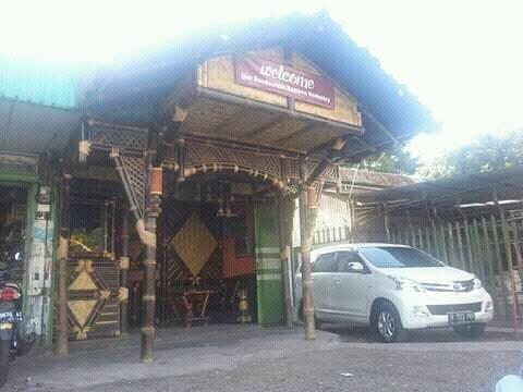 Ijen Bondowoso Bamboo Homestay