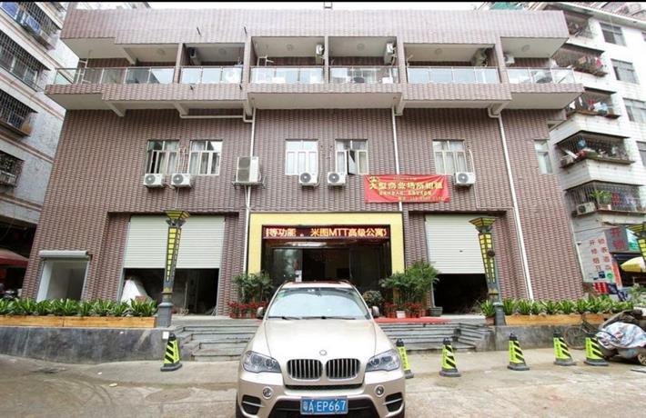MTT Apartment Hotel
