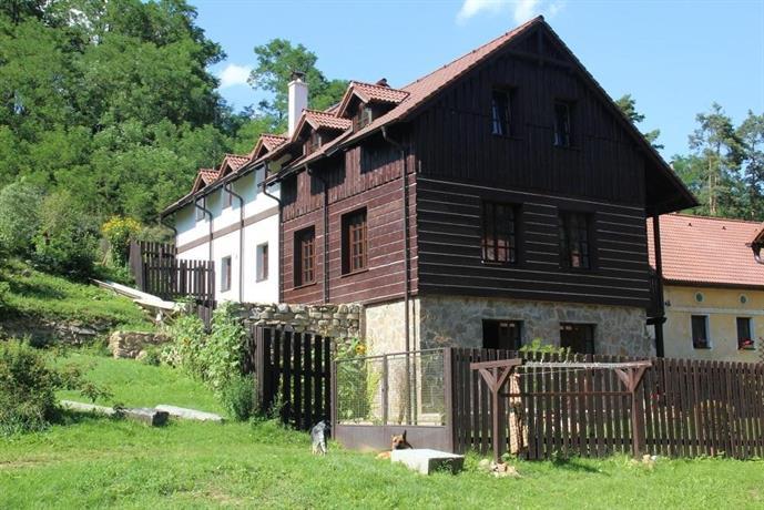 Holiday home Hubenov 1
