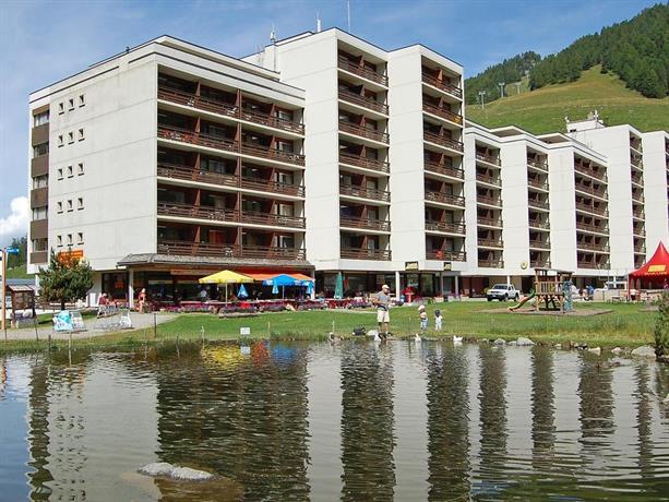 Apartment Rosablanche XXI Siviez