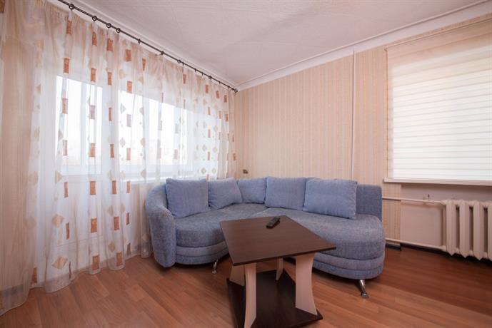 Kvartirov apartment na Uritskogo