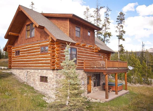 Powder ridge cabins by big sky vacation rentals compare for Big sky cabin rentals