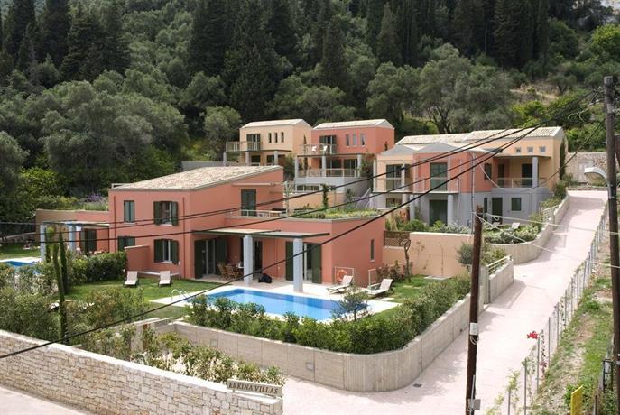 Erkina Villas Kalami Corfu - Erato