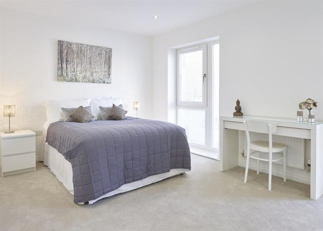 Town House In Campbell Park - Shortstay Mk