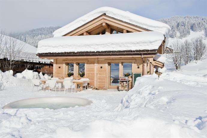 Chalet-Hotel Inarpa & Resort