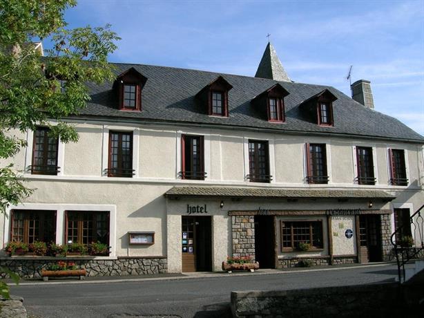 Hotel Restaurant Le Plomb Du Cantal
