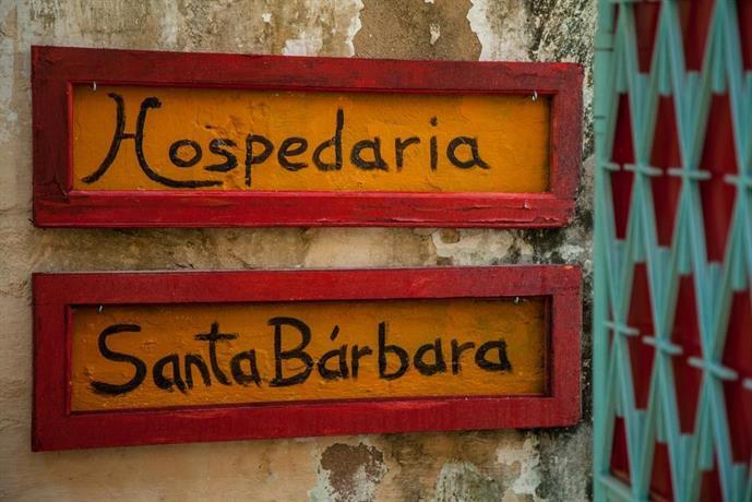 Hospedaria Santa Barbara
