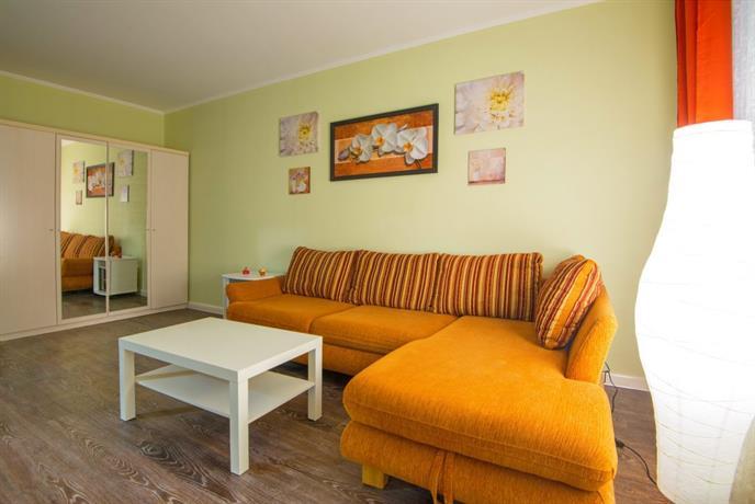 Na Namyotkina 1 Apartments