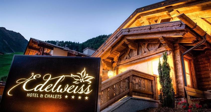 Hotel Edelweiss Schnals