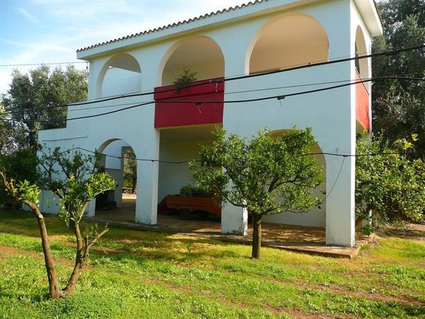 Casa rurale tra gli olivi e mare vicino