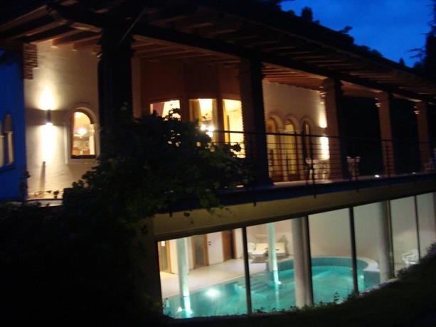 Villa d 39 epoca sul lago di garda con piscina lazise - Hotel con piscina verona ...