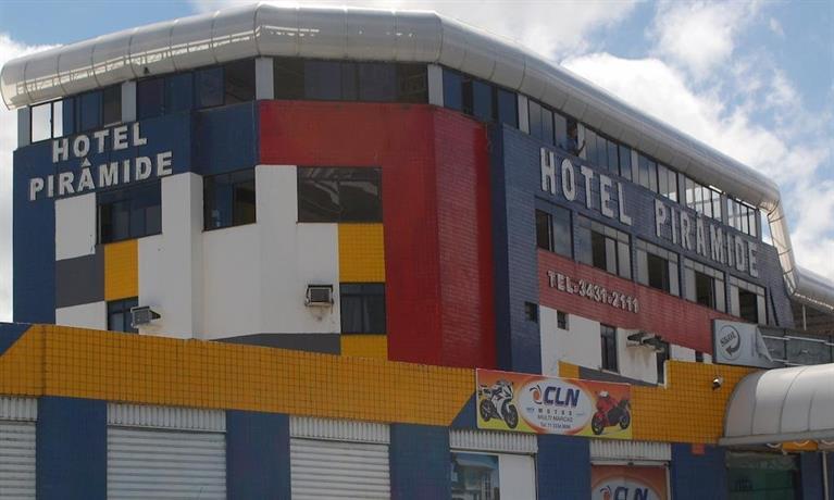 Hotel Piramide - Iguatemi
