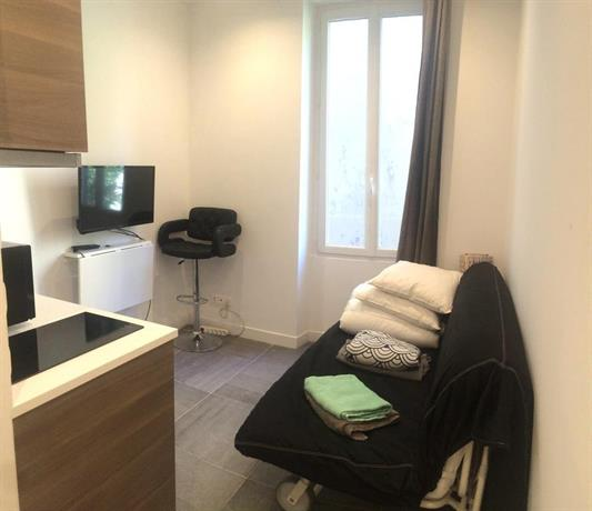 Chambre avec cuisine meuble marseille vieux port lonchamp - Chambre d hotel avec cuisine ...