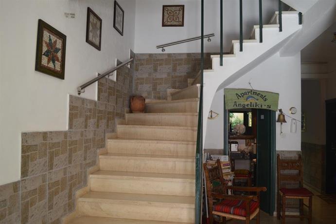 Angeliki's Apartments