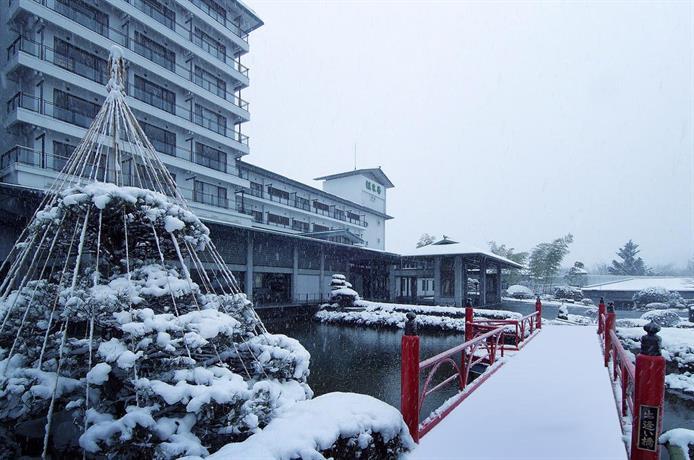 Ryokusuitei Hotel Sendai