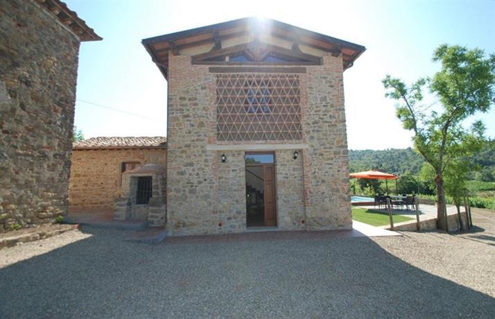 Villa poggio alle case pergine valdarno confronta le offerte for Case valdarno