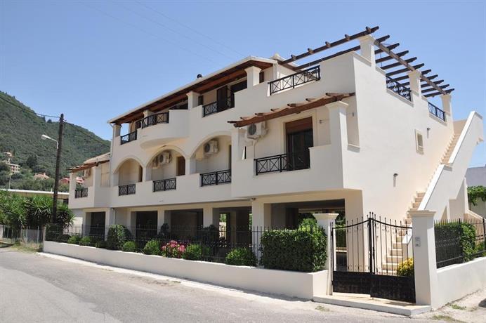 Ilias Apartments Ipsos