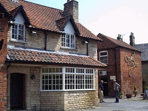 The Crown and Anchor Inn Welby Grantham